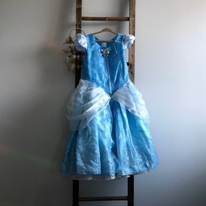 Other - New w/o tags Cinderella costume sz Large